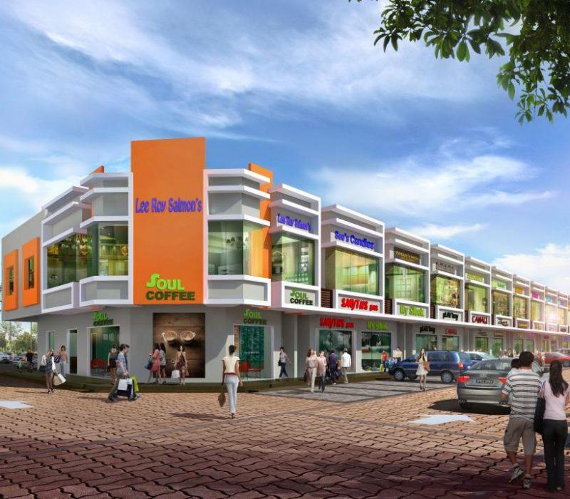 Setia Square Amanjaya-2S_Shop