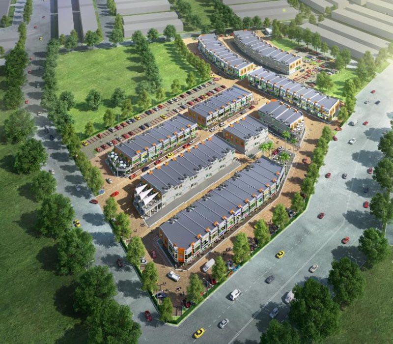 Setia Square Amanjaya-Aerial_View