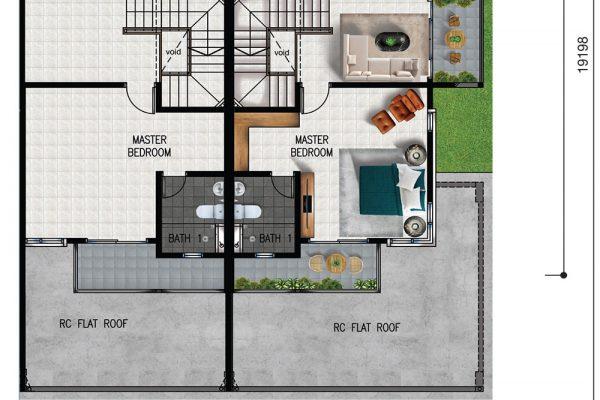 Terrace First Floor