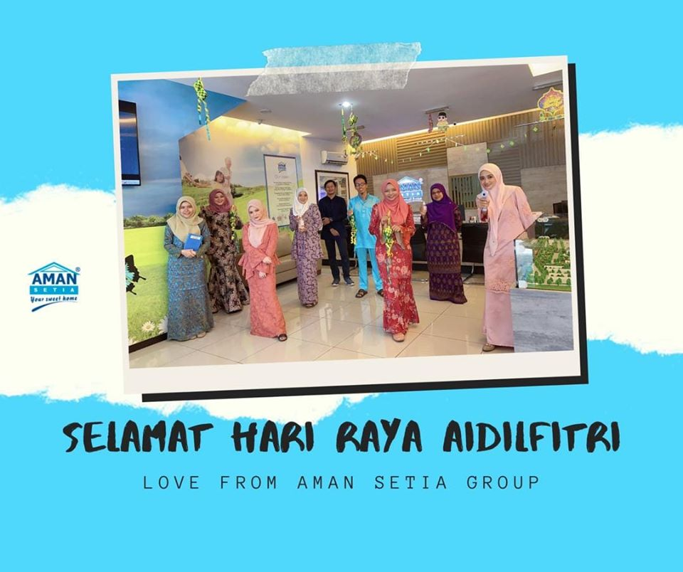 Hari Raya Greeting & Video
