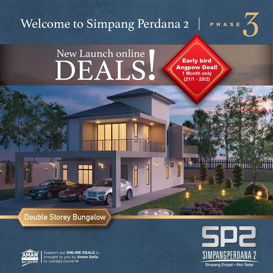 SP2 Phase 3 New Launching and CNY promotional