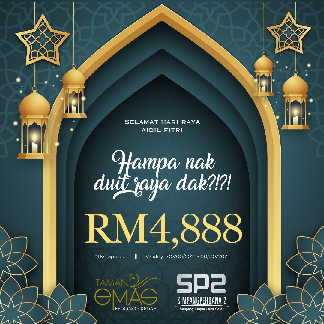 SP2 Raya Promotion